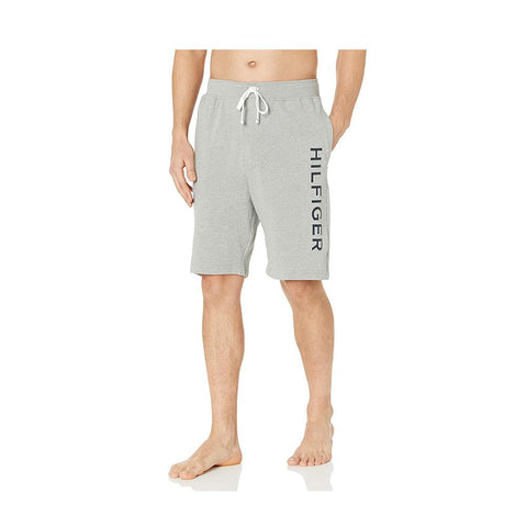 Tommy Hilfiger Men's French Terry Lounge Short Gray heather 09T3780 004