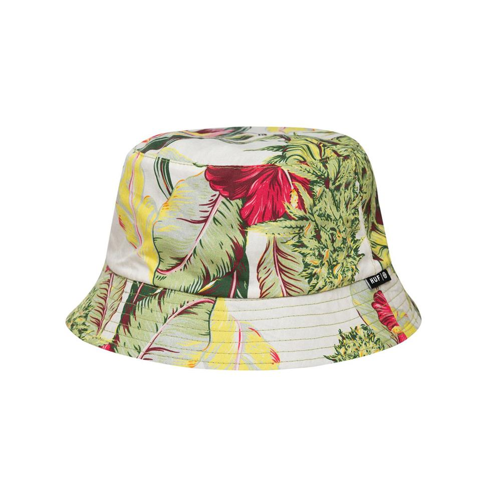 HUF Paraiso Bucket Hat Natural HT00491