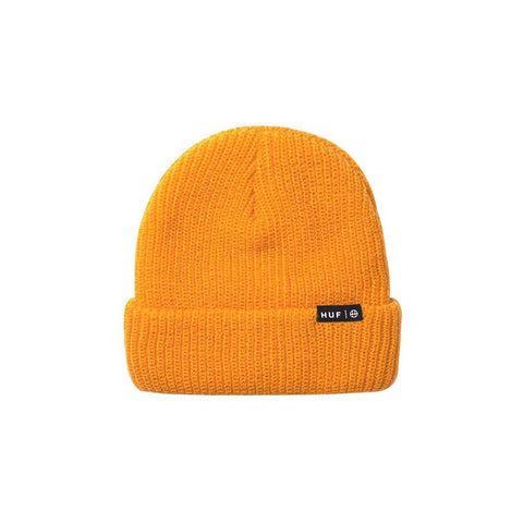 HUF Essentials Usual Beanie Electric Orange BN00060