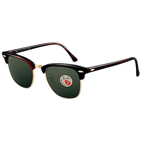 Ray-Ban RB3016 Classic Clubmaster Sunglasses - APLAZE