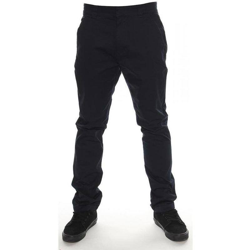 WESC kelvin chino midnight navy