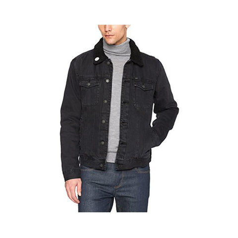 Obey Off The Chain Jacket Dusty black 121800307