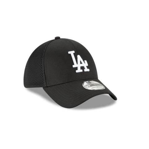 New Era Los Angeles Dodgers Neo 39Thirty Stretch Fit Black 11591293