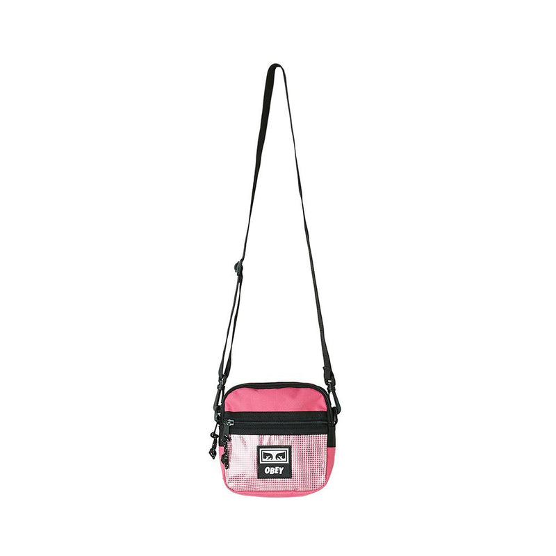Obey Conditions Traveler Bag II Magenta 100010117