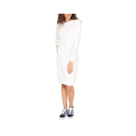 Stussy Archers Fleece Dress Off White 214421