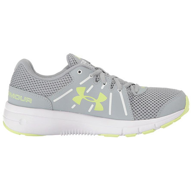 Under Armour Women's Dash RN 2 OCG/WHT/LFZ 1285488-941 - APLAZE