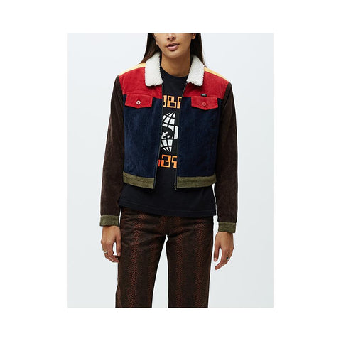 Obey Gordon Jacket Multi 221800305