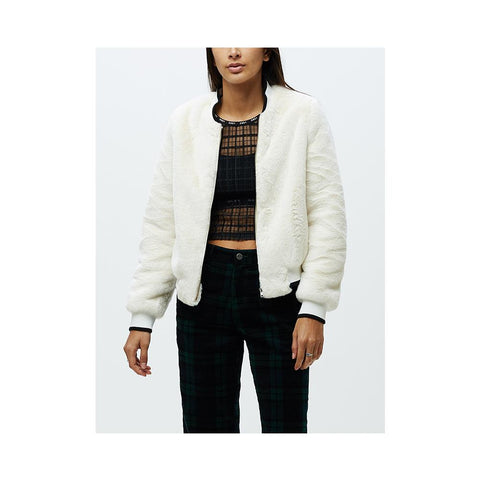 Obey Le Seine Jacket Bone 221800285