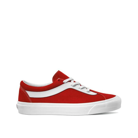 Vans Bold Ni Staple Racing Red/True White  VN0A3WLPULC