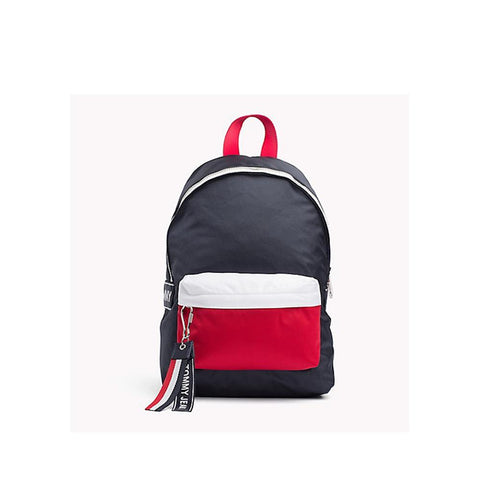 Tommy Hilfiger Jeans Logo Backpack Corporate AU00160-901