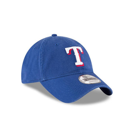 New Era Texas Rangers Core Classic Mlb 9Twenty Adjustable 11417763