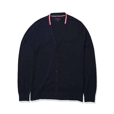 Tommy Hilfiger William Cardigan Sky Captain 78J1052 410