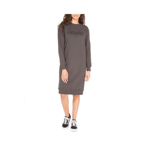 Stussy Archers Fleece Dress Black  214421
