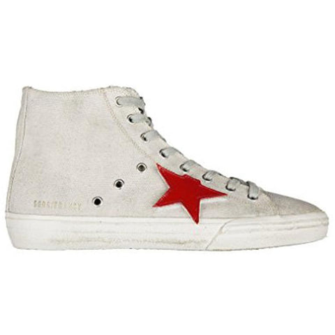 Golden Goose Francy Sneakers Natural Just Add Star G30MS591.A65