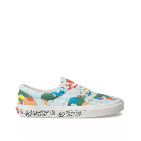 Vans Save Our Planet X Vans Era Classic White/Multi VN0A4BV4T2V