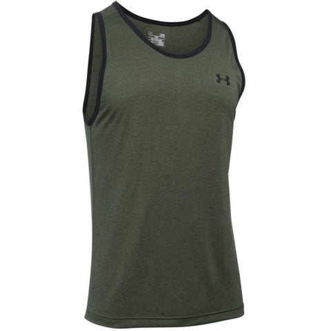 Under Armour Men's UA Tech Tank DTG//BLK 1242793-330 - APLAZE