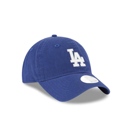 New Era Los Angeles Dodgers Womens Team Glisten Womens 9Twenty Adjustable 80412686