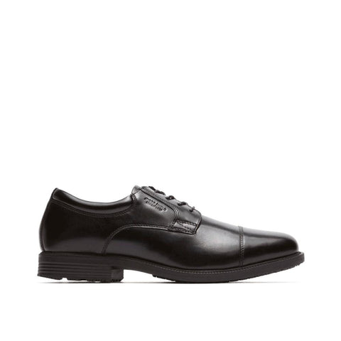 Rockport Essential Details Waterproof Cap Toe Black V73839