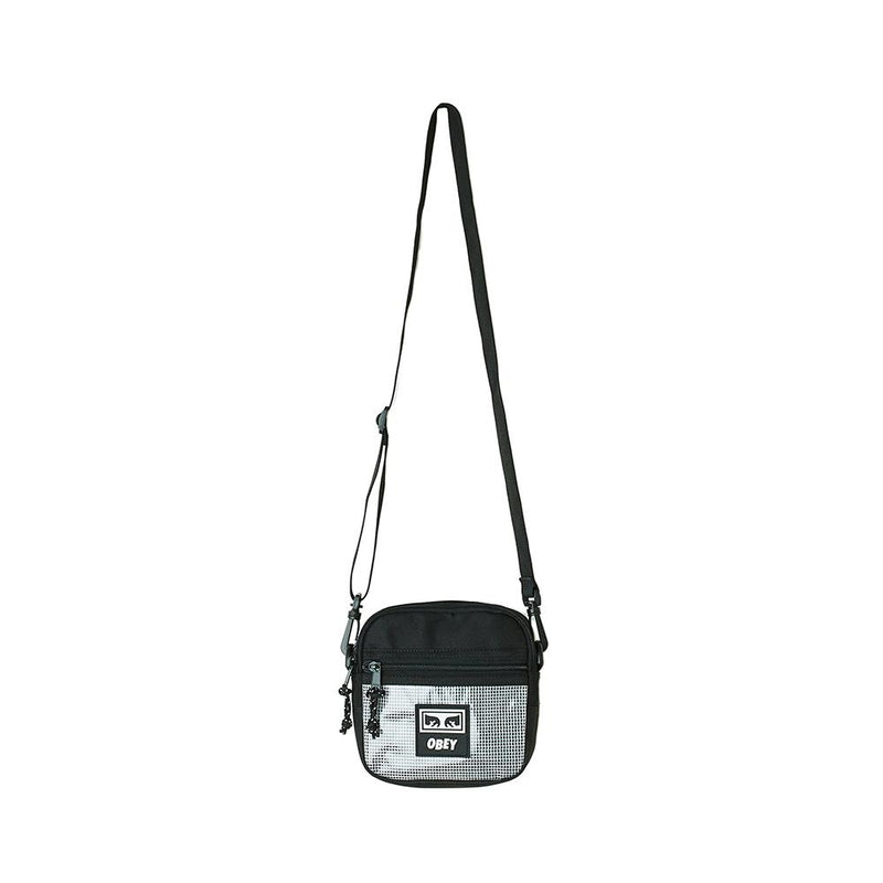 Obey Conditions Traveler Bag II Black 100010117