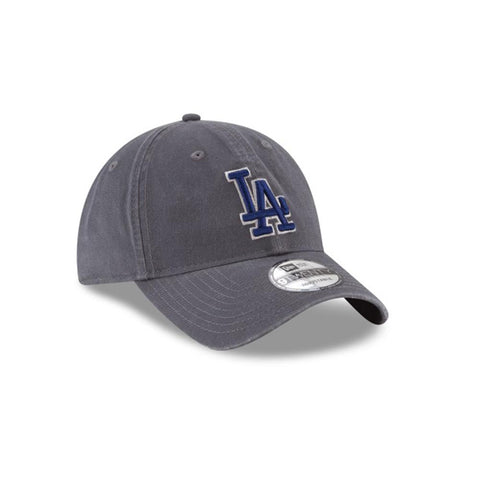 New Era Los Angeles Dodgers Core Classic 9Twenty Adjustable Gray 11591586