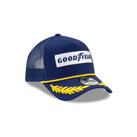 New Era 940 Af Vintage Trucker Goodyear Otc 12390800