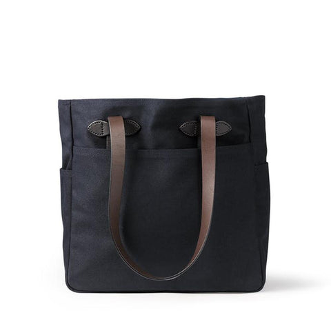 Filson Tote Bag Without Zipper Navy 70260