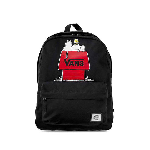 Vans X Peanuts Realm Backpack Black VN0A3AOWBLK