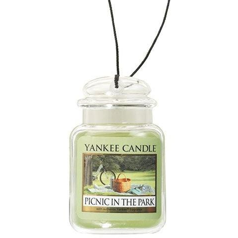 Yankee Candle Car Jar Ultimate - Picnic in the Park