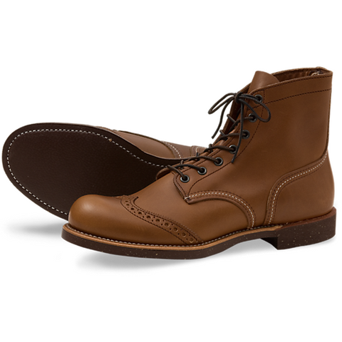 RED WING Style No. 8128 BROGUE RANGER