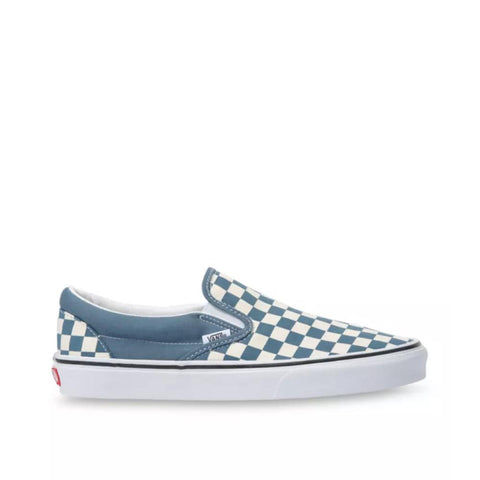 Vans Classic Slip-On Checkerboard Blue Mirage/True White VN0A4U38WRU