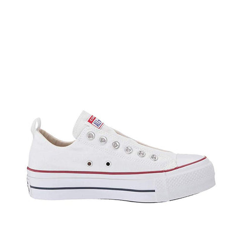 Converse Chuck Taylor All Star Platform Slip White/Red/Blue 563457F