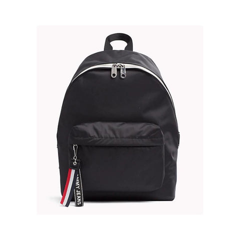 Tommy Hilfiger Jeans Logo Backpack Black  AU00160-002