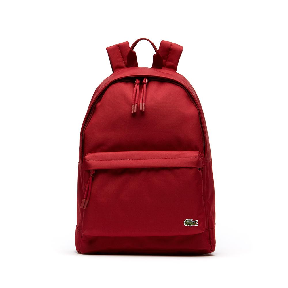 Lacoste Men's Backpack Sun-Dried Tomato NH2677NE-B47