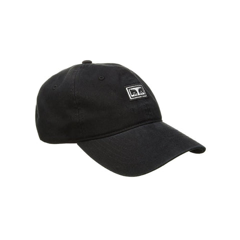 Obey Big Boy 6 Panel Hat Black  100580100