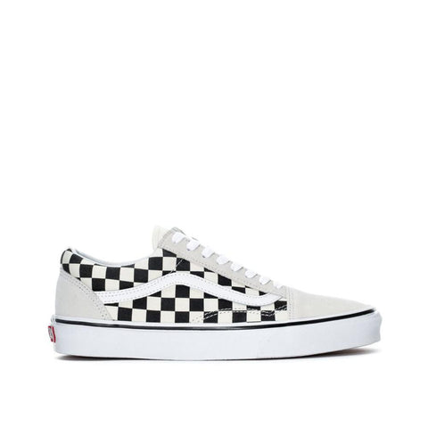 Vans Old Skool Checkerboard White/Black VN0A38G127K