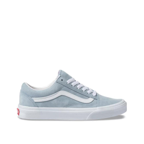 Vans Old Skool Pig Suede Blue Fog/True White VN0A4BV5V4Z