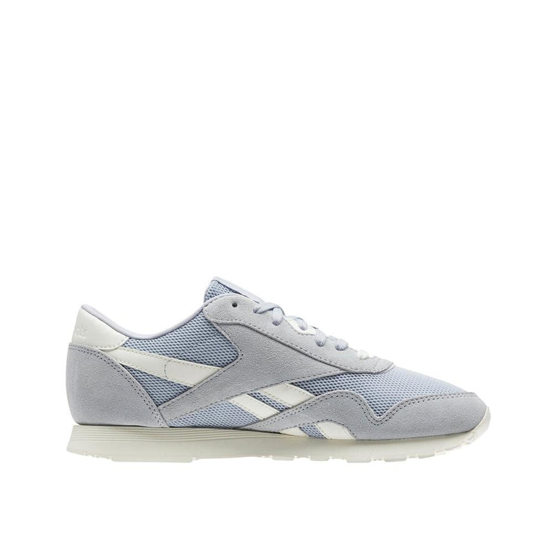 Reebok Womens Classic Nylon Mesh Cloud grey/Chalk CN0632