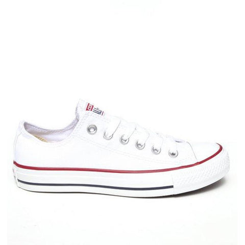 Converse Chuck Taylor All Star Ox Womens White W7652