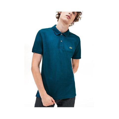 Lacoste Men's Slim fit Petit Pique Polo Shirt Wheelwright PH4012-51 Z3T