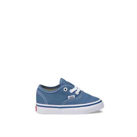 Vans Toddler Elastic Lace Navy/Ture White VN0A34A1LXO