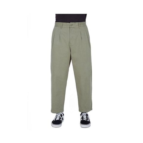 Obey Fubar Pleated Pant Khaki 142020106