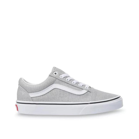 Vans Old Skool Silver/True White VN0A4U3BX1K