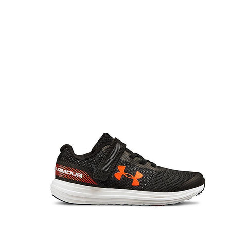 Under Armour UA BPS Surge RN AC Black-White-Ares Red 3020485-001