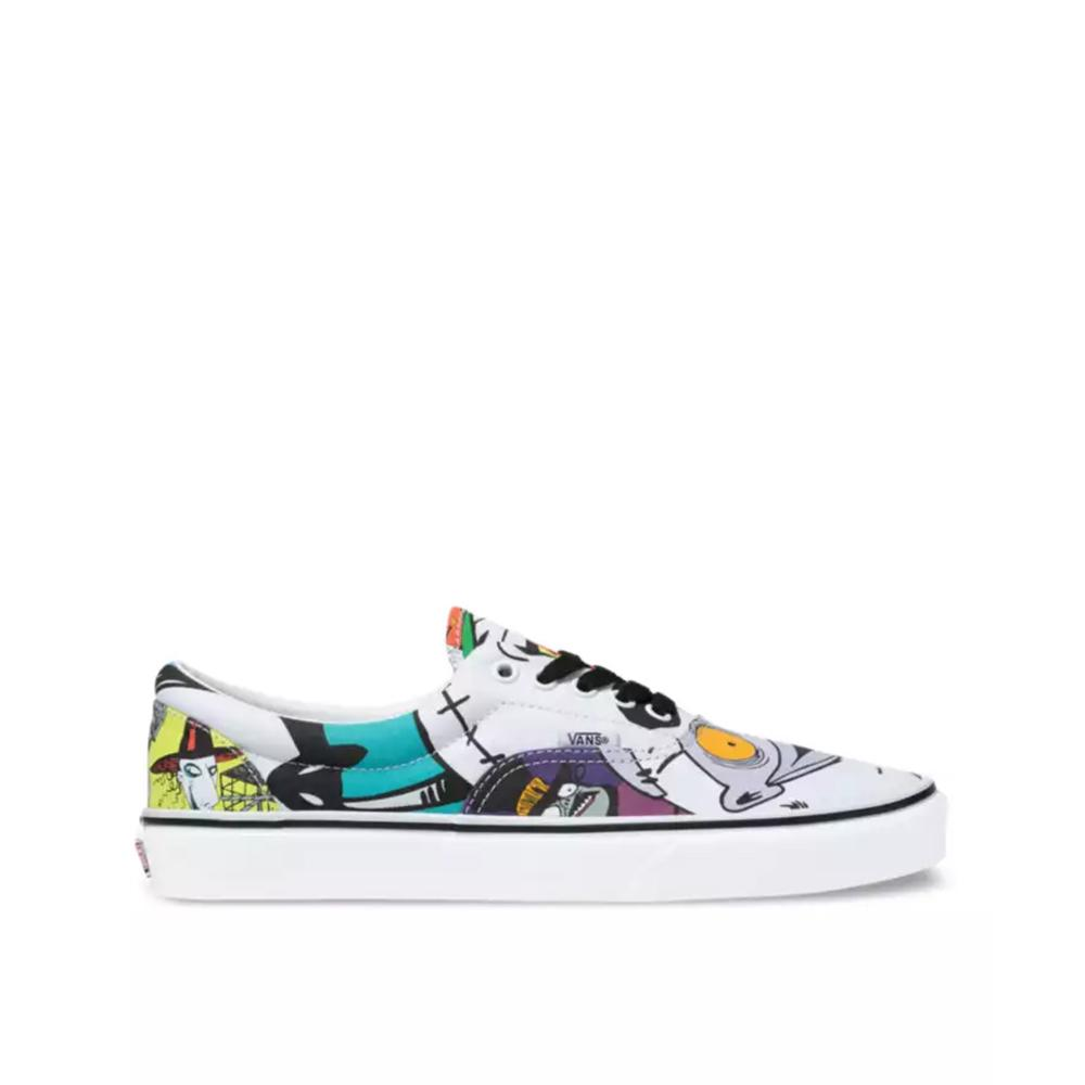 Vans X Disney Era The Nightmare before Christmas/Halloweentown VN0A4BV4T2T
