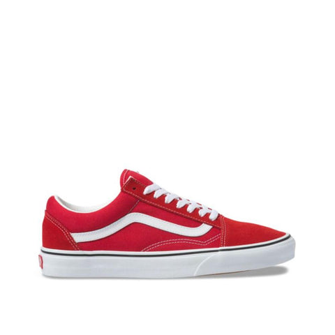 Vans Old Skool Racing Red/True White VN0A4BV5JV6