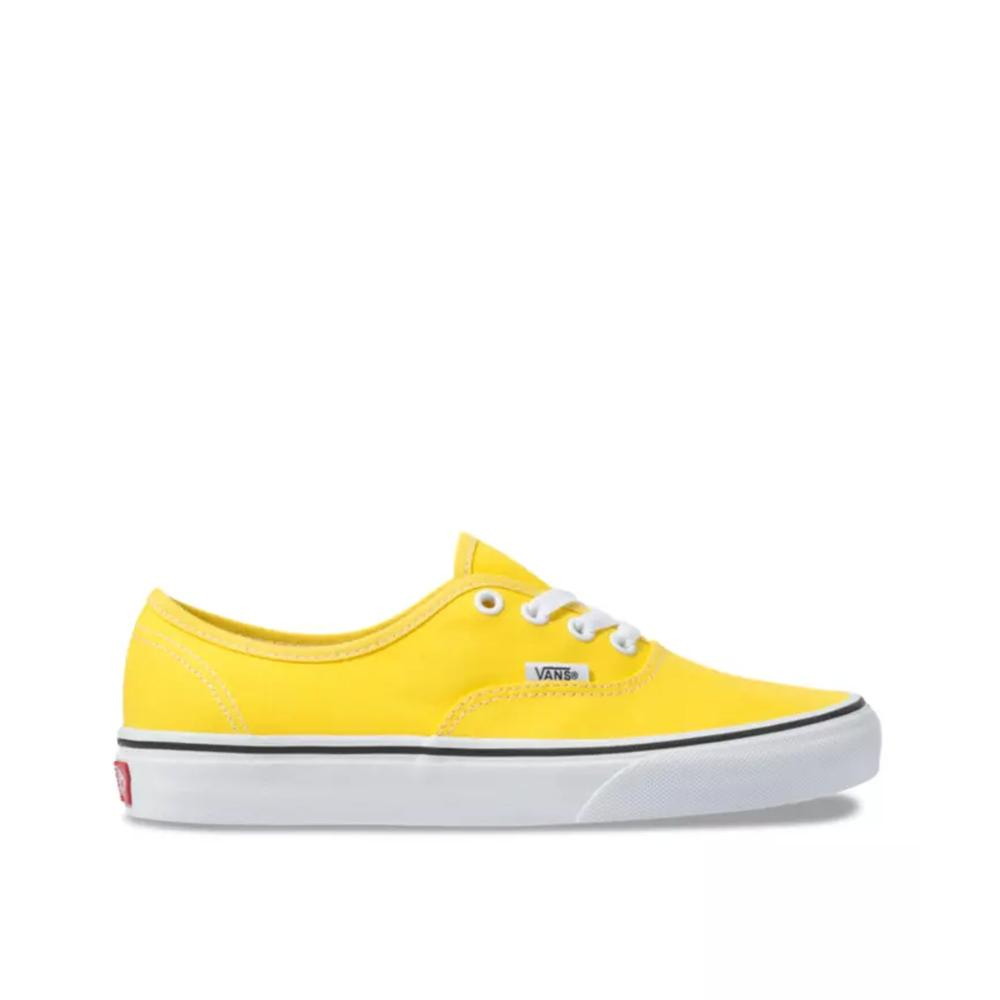 Vans Authentic Vibrant Yellow/True White VN0A2Z5IFSX
