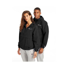 Champion Packable Jacket Black V1012 003 549369