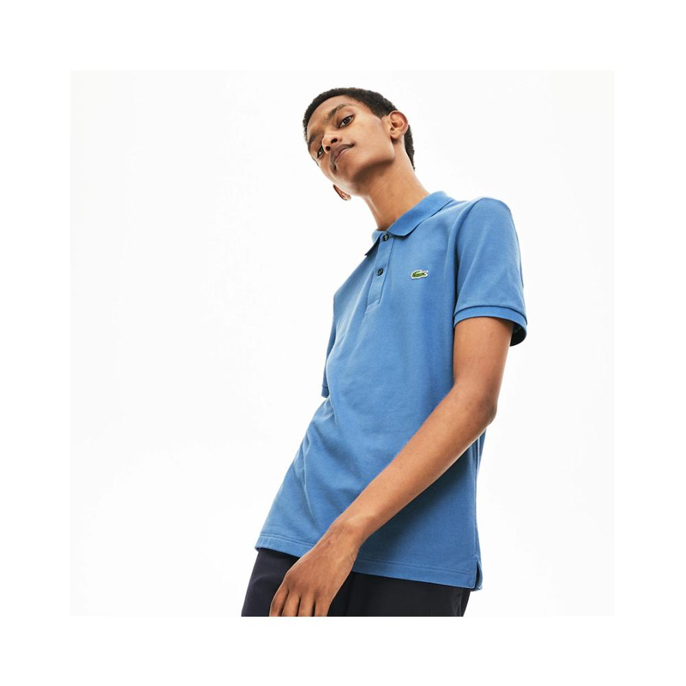 Lacoste Men's Slim fit Petit Pique Polo Shirt King PH4012-51 PQ8