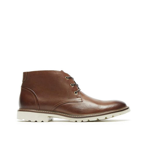 Rockport Men's Sharp & Ready Chukka Boots Brown Le CH3763