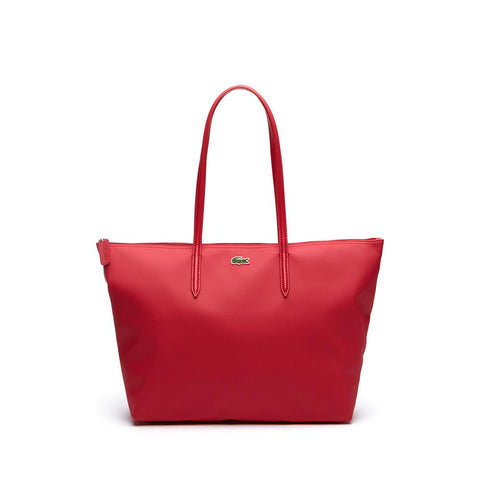 Lacoste L.12.12 Concept Large Shopping Bag Virtual Pink NF1888PO-185